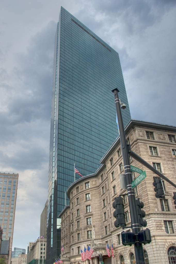 Boston Skyscraper